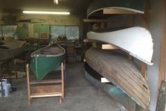 Vancouver Island Canoe Repairs