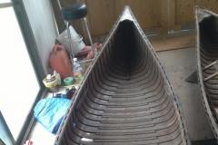 Greenwood Canoe Half Ribs
