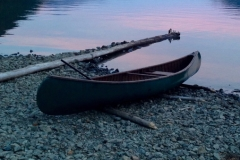Greenwood Canoe at Lake Cowichan BC