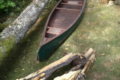 The Greenwood Canoe and the Old Oak Tree