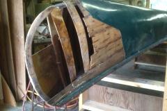 Greenwood Canoe Re-Planking