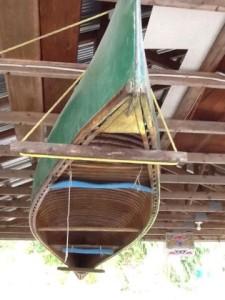 Home Made Canoe Lift