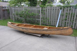 Rotten Canoe