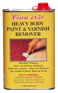 Circa® 1850 Heavy Body Paint & Varnish Remover