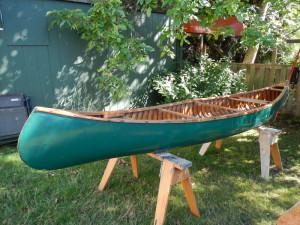Dan's Faber Canoe