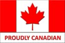 Proudly Canadian